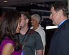 Michelle Malkin shares a laugh with Ted Cruz.
