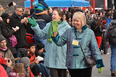 2014-02-02 Green Party Vancouver at Chinese New Year Parade