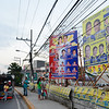 Election campaign posters in Mandaue City, Cebu