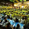 Liberal Party supporters in Cebu