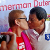 Rodrigo Duterte and Elizabeth Zimmerman