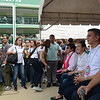 Grace Poe and Chiz Escudero in Toledo City, Cebu