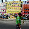 Common poster area in Lapu-Lapu City