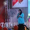 Sulu Sultanate Princess Jacel Kiram for senator