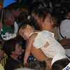 Child sleeping during UNA Visayas-wide launching in Cebu