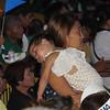 Child sleeping during UNA Visayas-wide launching in Cebu