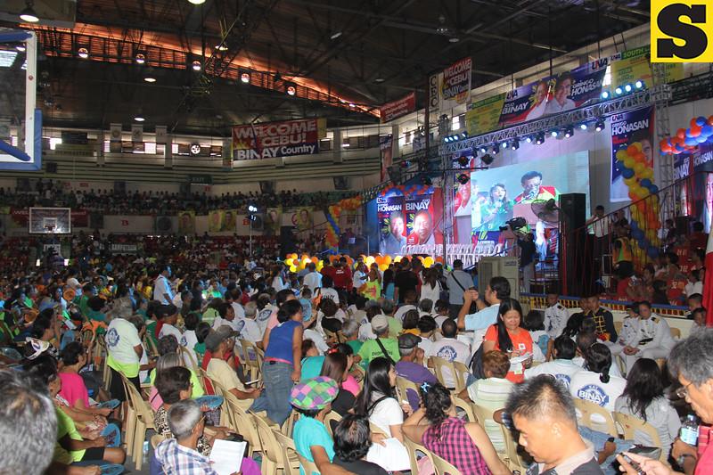 UNA Visayas-wide campaign launching in Cebu