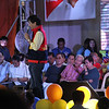 Cebu City Mayor Mike Rama introduces UNA members