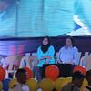 Sulu Sultanate Princess Jacel Kiram and Paranaque Councilor Alma Moreno for senator