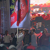 Philippine national anthem singing