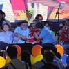 UNA party senatoriables meet Cebu local officials