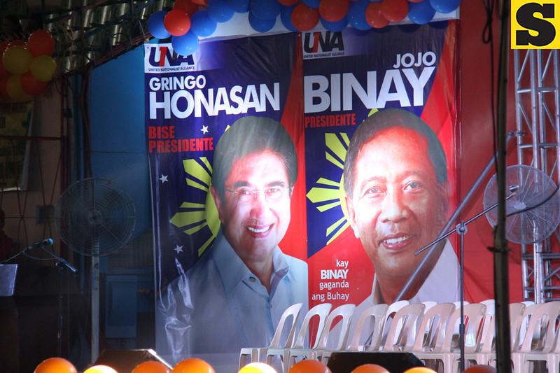 Gringo Honasan-Jejomar Binay tandem for 2016 elections