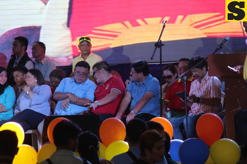 UNA party senatoriables meet Cebu local officials