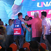 "Toledo City, Cebu Mayor John Henry ""Sonny"" Osmena attends the UNA Visayas-wide campaing launch"