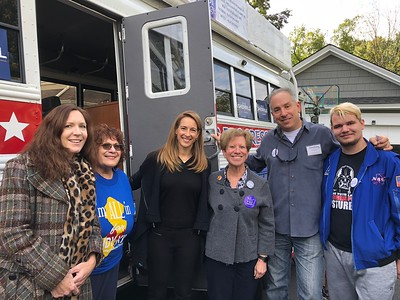 2018 Mikie Sherrill - NJ 11th For Change, Essex Rising  Canvassing