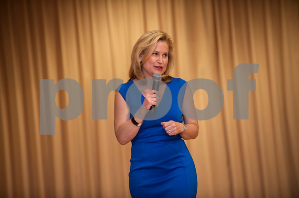 Heidi Cruz Campaigns in Tyler