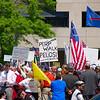 Tax Day Tea Party at Freedom Plaza  Washington D.C. 4-15-2010