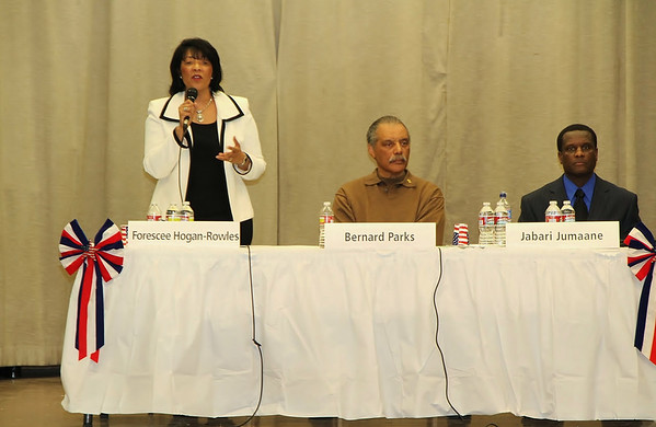 8th District Candidate Forum