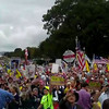 9-12-10 Freedomworks march on Washington D.C.  This is the opening music.