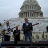 The Gatlin Brothers perform on 9-12-10