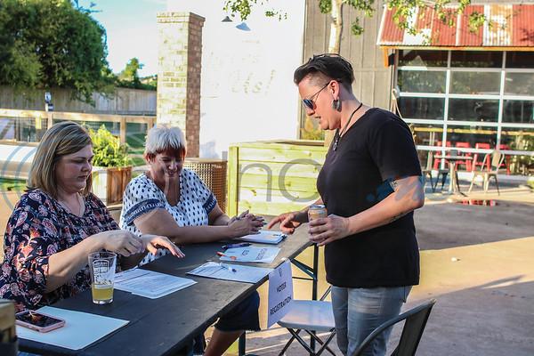 Voter Registration at True Vine