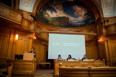 Arbetarrörelsens forskarnätverks konferens 2012