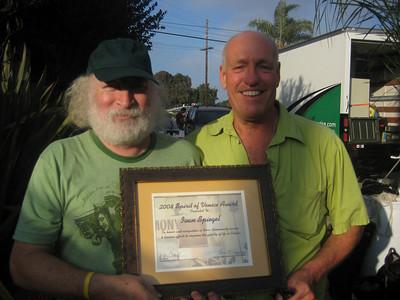 AKB Festival, Venice Spirit Award, September 28, 2008