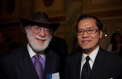 Dr. Elliot J. Feldman, Baker Hostetler Angelito A. Nayan, Embassy of the Philippines, Economic Officer