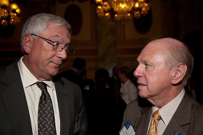 (L) Randolph Dove, Executive Director at Hewlett-Packard Government Relations | Washington D.C. Metro Area   (R) William Kelly, National Foreign Trade Council