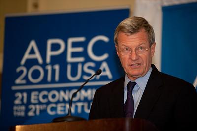 Max Baucus   U.S. Senator from Montana (D)