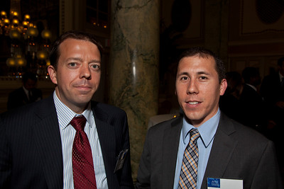 Alex D. Parle, APEC Vice President Eric Holloway, Office of the US Trade Representative