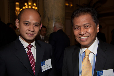Jokhizwan Jaafar, Embassy of Brunei Brunei Ambassador Dato Yusoff