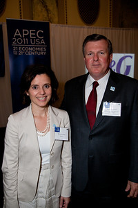 Maria Pica Karp is currently the Policy, Government and Public Affairs Manager for Chevron's Asia Pacific Exploration and Production Company. Maria overseas public and government affairs matters in nine countries where Chevron maintains operations or investments in the Asia Pacific region.  Jim Blackwell, President, Chevron Asia Pacific Exploration and Production Co.
