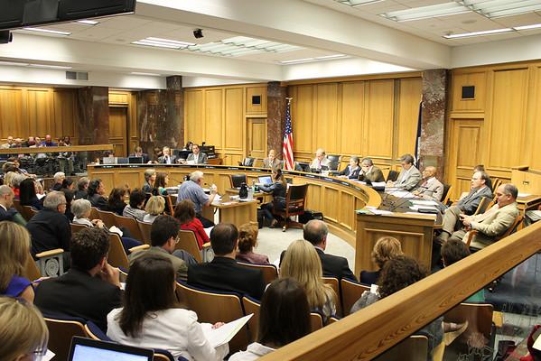A+PEL at Legislature 5-22-13
