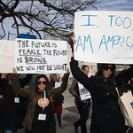 AWP Writers DC Protest Against Trump