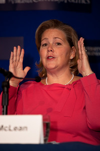 Kiki McLean, Democratic strategist and former Hillary Clinton advisor
