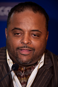Roland Martin, CNN contributor and political columnist