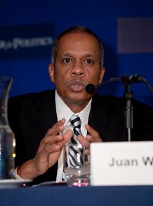Juan Williams, political analyst for NPR and Fox News