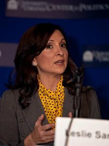Leslie Sanchez, Republican strategist and author
