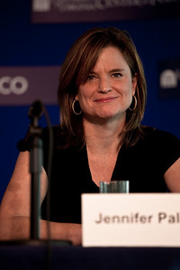 Jennifer Palmieri, former deputy press secretary to President Clinton