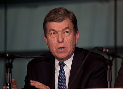 Roy Blunt, U.S. Representative (R-MO) and former Republican Whip