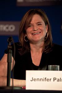 Jennifer Palmieri, former deputy press secretary to President Clinton
