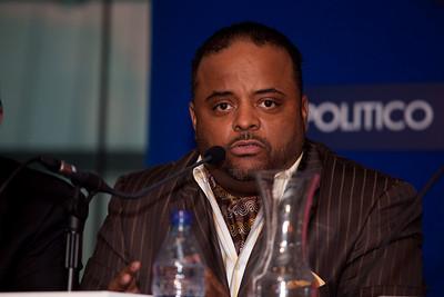 Roland Martin, CNN contributor and political columnist