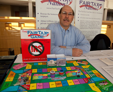 The Fair Tax Game