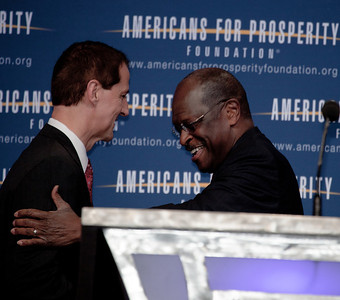 Tim Phillips is president of Americans for Prosperity and Americans for Prosperity Foundation. Herman Cain