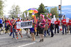 "The Four A's have decided to ""take back the red.""  Red shirts have been worn by the opponents to Anchorage's proposed GLBT civil rights ordinance at the recent assembly hearings, many of whom attend Anchorage Baptist Temple, also known as ""ABT."""