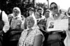 Members of Argentina's Mothers of May Square (Madres de la Plaza de Mayo) in Buenos Aires, Argentina. The group fights to find missing people from the country's dictactorship. (Australfoto/Renzo Gostoli)