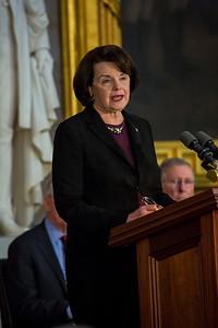 Senator Dianne Dianne Feinstein (D-CA)