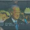 Swearing in VP Biden