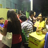 Canvassing of votes in Guadalupe, Cebu City